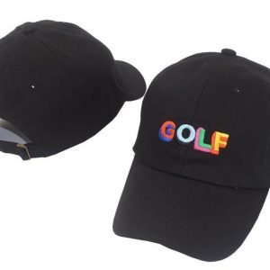 Tyler The Creator GOLF Cap