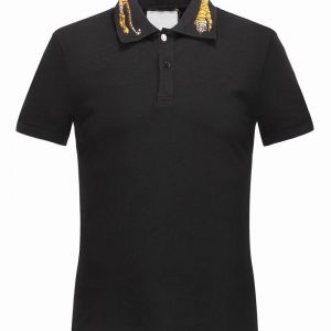 Tiger Collar Polo T-Shirt