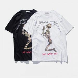 'Yeezus' Kanye West T-shirt