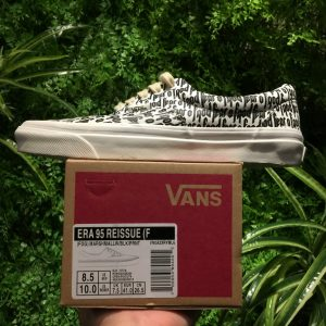 Fear Of God X Vans