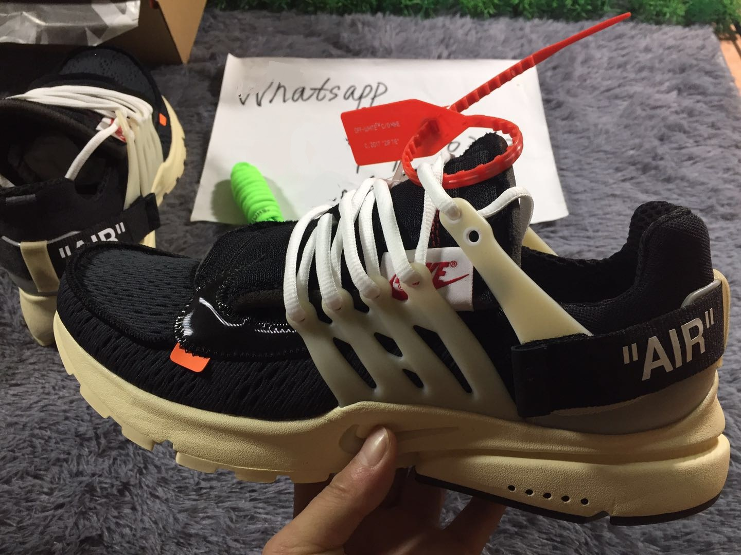 Off-White x Nike air Presto – Hype Outlet