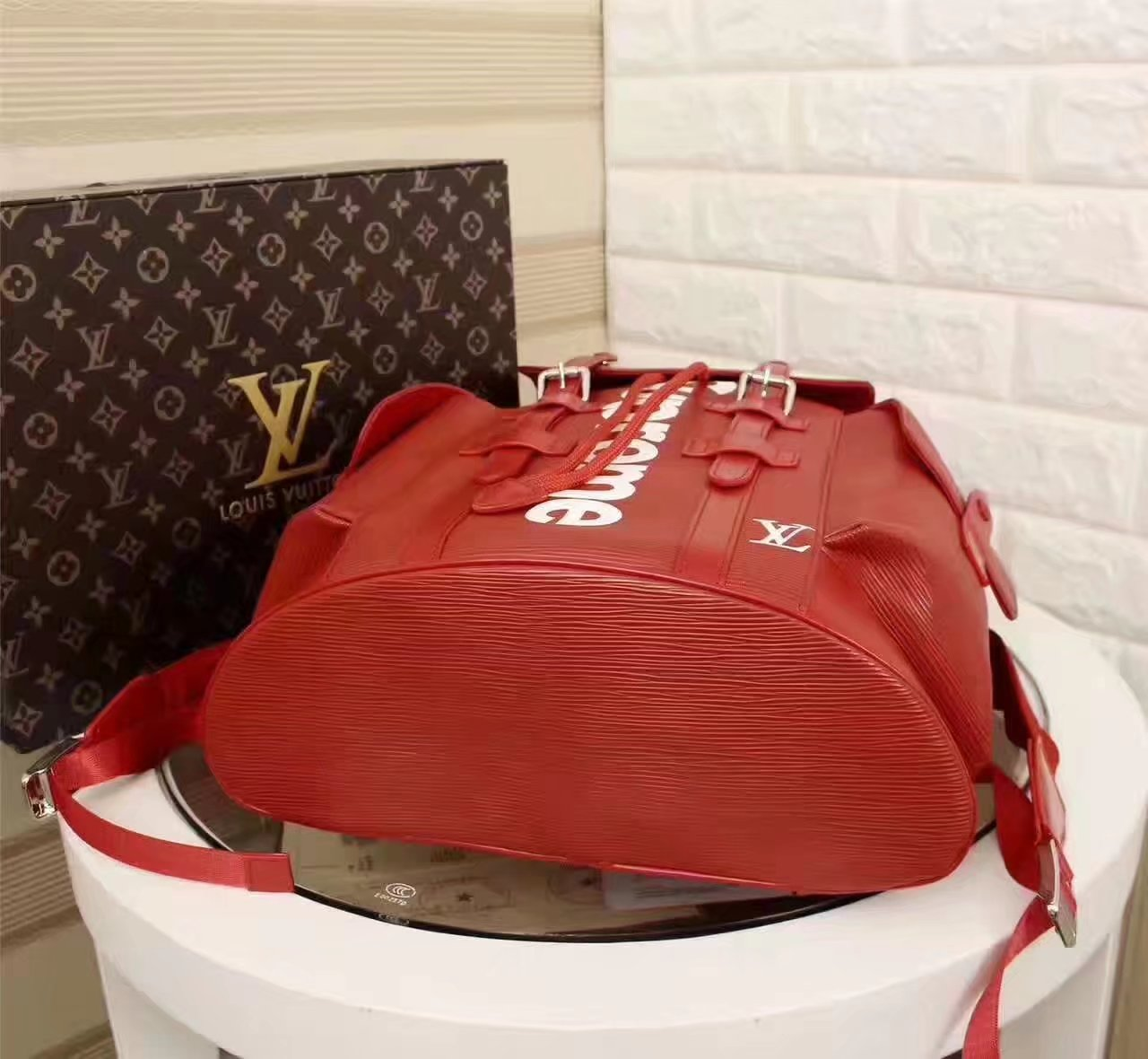 Supreme X LV Backpack – Hype Outlet