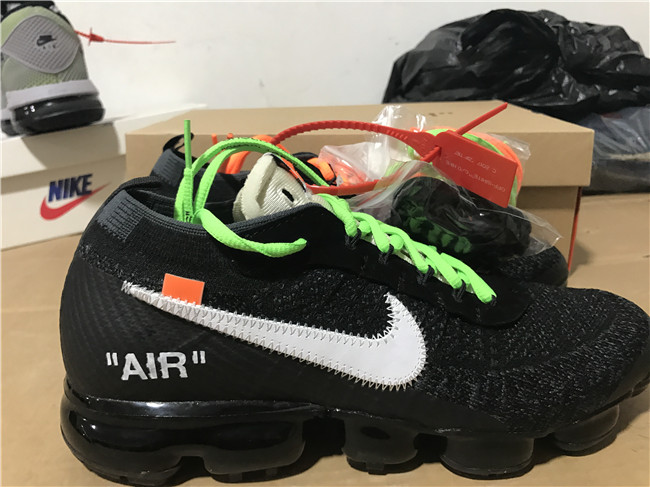 Off-White Nike Air VaporMax Black