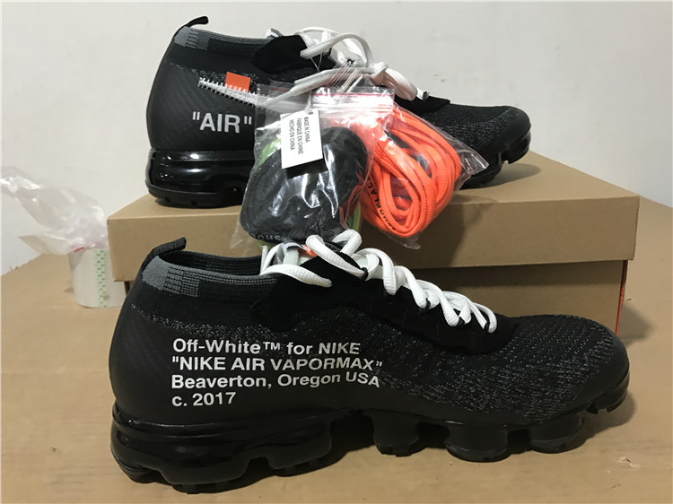 1f327999aca7f Off-White Nike Air VaporMax Black – Hype Outlet
