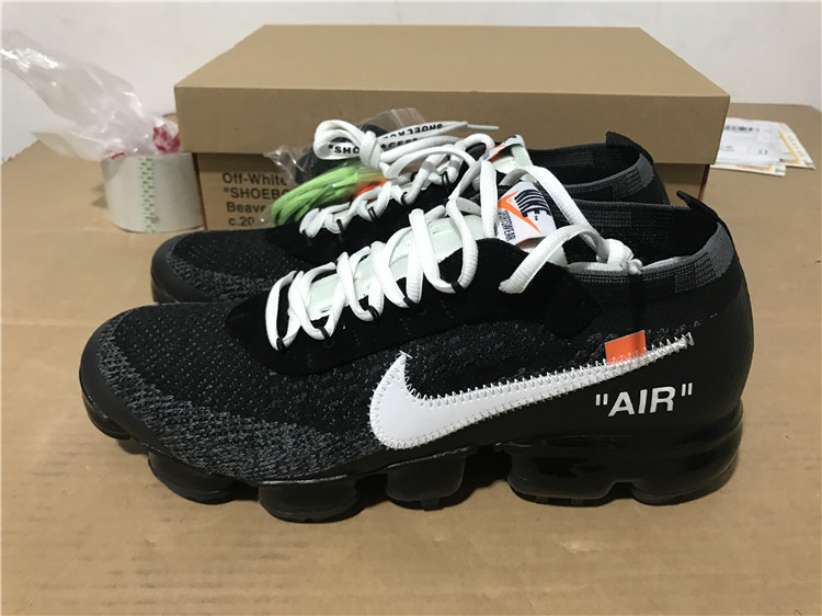 56a784b668747 Off-White Nike Air VaporMax Black – Hype Outlet