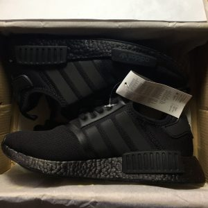 NMD R1 Triple Black